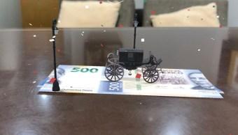 Foto: Los nuevos billetes de 200 y 500 pesos que puso en circulación Banxico tienen realidad aumentada, 7 septiembre 2019