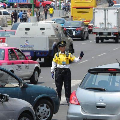 Estas son las vialidades afectadas por bloqueo de transportistas este martes en CDMX