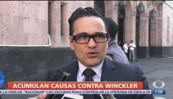Orden de aprehensión contra Jorge Winckler