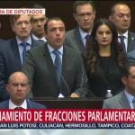 FOTO: PAN fija postura por Primer Informe de Gobierno de AMLO, 1 septiembre 2019