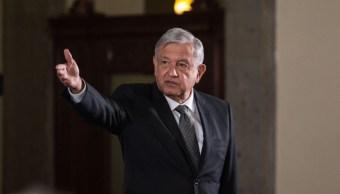 Foto: El presidente Andrés Manuel López Obrador durante la conferencia matutina este viernes 13 de septiembre de 2019 (Andrea Murcia /Cuartoscuro.com)