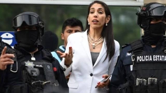La encargada soy yo: Verónica Hernández, fiscal provisional de Veracruz