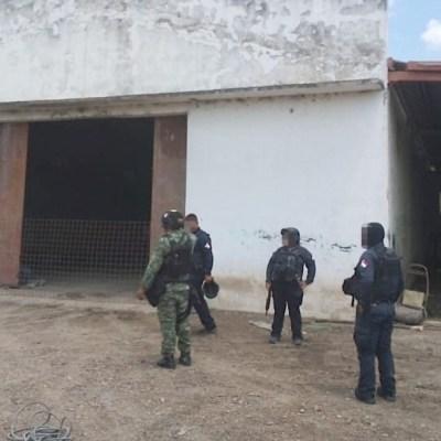 Aseguran rancho y vehículos en San Fernando, Tamaulipas