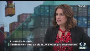 FOTO: Plazo Que Dio Estados Unidos México Para Evitar Aranceles