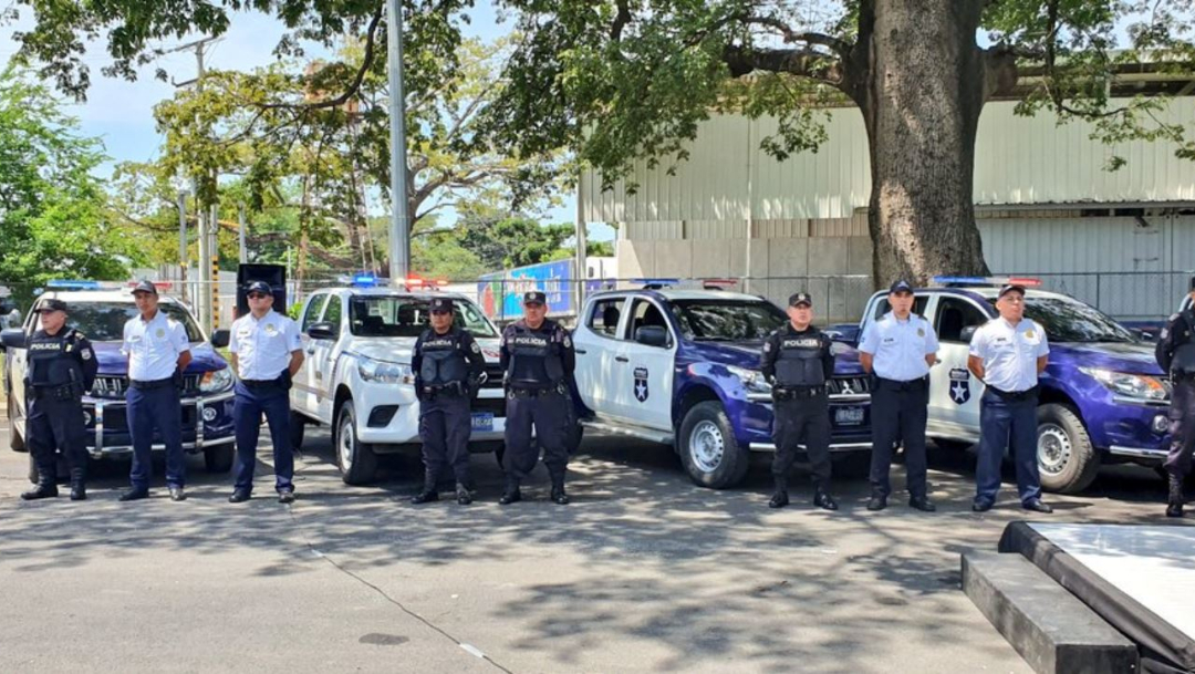 Foto: El Salvador desplegará una patrulla fronteriza integrada por 800 elementos, 12 septiembre 2019