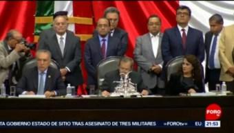 Foto: Video Porifirio Muñoz Ledo Mienta Madres Diputados 4 Septiembre 2019