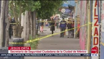 FOTO: Preparan Operativo Top 5 Contra Delincuencia CDMX