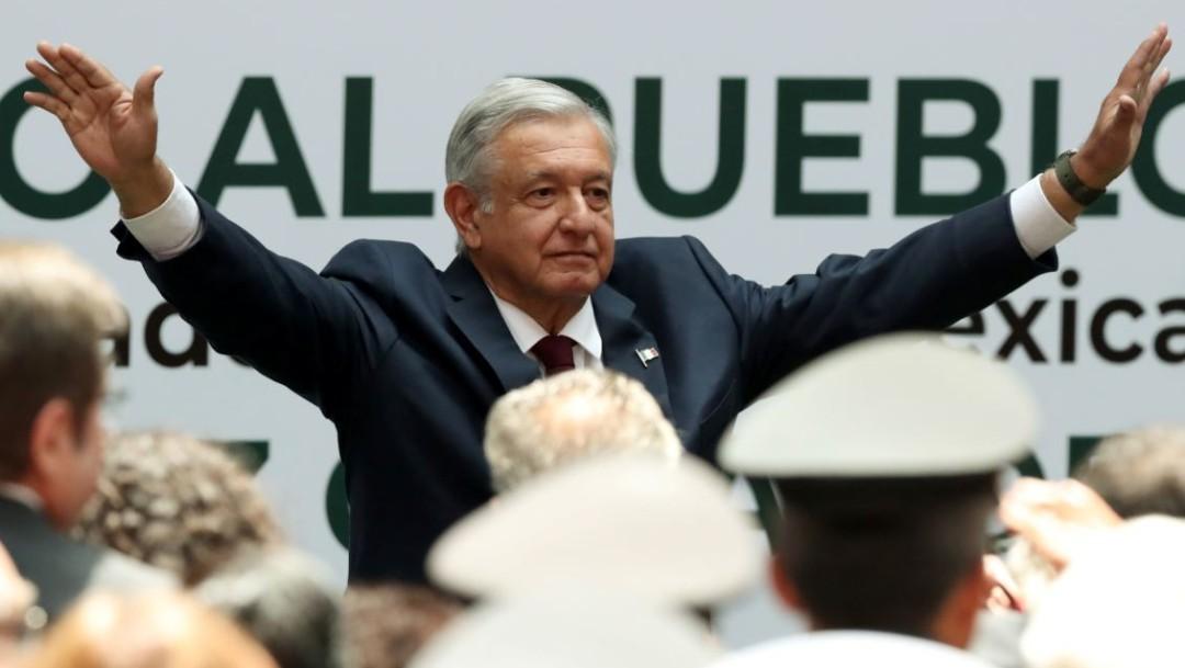 Foto: El presidente Andrés Manuel López Obrador, el 1 de septiembre de 2019 (Reuters)