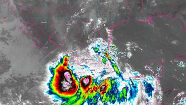 Foto: Ante la proximidad de la tormenta tropical, Protección Civil recomienda a la población evacuar la zona de riesgo y acudir al refugio temporal, 29 de septiembre de 2019 (Twitter @conagua_mx)