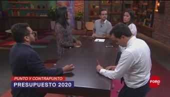 Foto: Proyecto Presupuesto 2020 9 Septiembre 2019