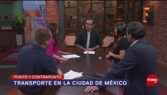 Foto: Transporte Problemas Movilidad Cdmx 6 Septiembre 2019
