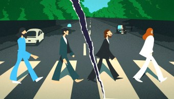 Foto Separó Beatles 26 Septiembre 2019