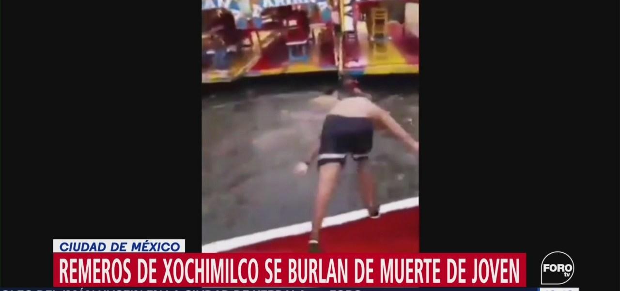 Foto: Realizan Revisiones Trajineras Xochimilco 10 Septiembre 2019