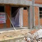 Reconstrucción de viviendas en Tláhuac