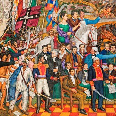 ¿Quiénes son los héroes de la Independencia de México?