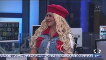 Roxanna Castellanos platica de 'Mi querida herencia'