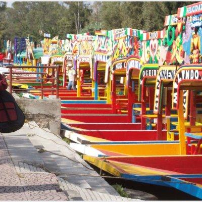Sancionarán en Xochimilco a dueños de trajineras que incumplan medidas de seguridad
