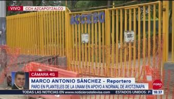 FOTO: Se Suman Más Escuelas UNAM A Paro Por Caso Ayotzinapa