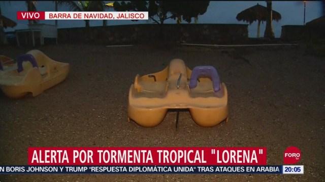 Foto: Sedena Marina Protección Civil Planes Preventivos Lorena 18 Septiembre 2019