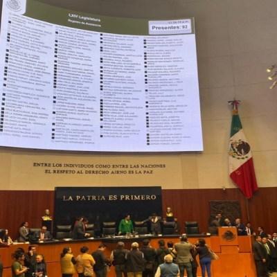 Morena y PAN se enfrentan por desaparición de poderes en Veracruz, Guanajuato y Tamaulipas