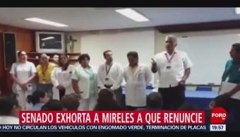 Foto: Senado Exhorta Mireles Renuncie 12 Septiembre 2019