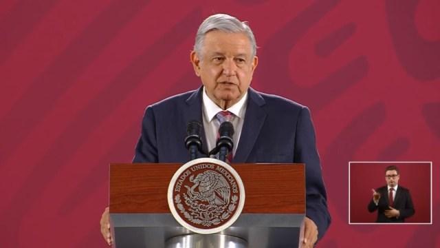 Foto: Andrés Manuel López Obrador, 23 de septiembre de 2019, Ciudad de México