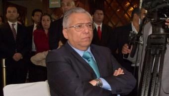 Imagen: Ramón Sosamontes Herreramoro fue cercano a la política Rosario Robles, el 10 de septiembre de 2019 (Moisés Pablo /Cuartoscuro.com)