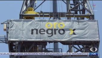 Surge nueva información sobre empresa 'Oro Negro'