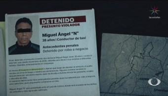 FOTO: Taxista violador de la CDMX, involucrado en al menos 10 casos, 13 SEPTIEMBRE 2019