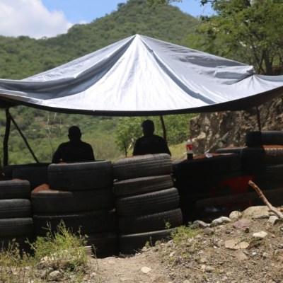 """CJNG pide a pobladores de Tepalcatepec correr a """"El Abuelo"""""""