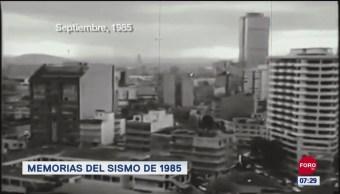 Terremoto de 1985 en CDMX dejó cicatrices imborrables