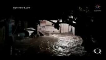 FOTO: Tormentas tropicales provocarán fuertes lluvias en México, 17 septiembre 2019