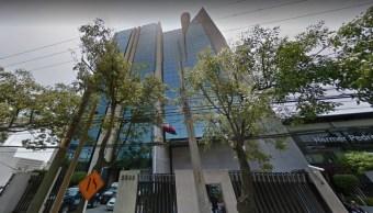 Foto Torre Pedregal de la Policía Federal, nueva sede de la Guardia Nacional. 9 septiembre 2019