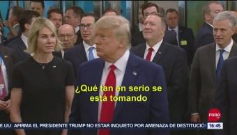 FOTO: Trump Se Queja Por Nunca Haber Recibido Nobel De La Paz