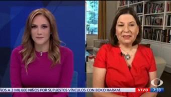 Video: Entrevista completa con Martha Bárcena en Despierta