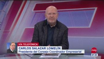 Video: Entrevista completa de Carlos Salazar Lomelín, en Estrictamente Personal