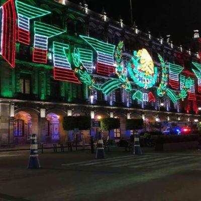 Vigilarán 5 mil policías fiestas patrias en la zona del Zócalo de CDMX