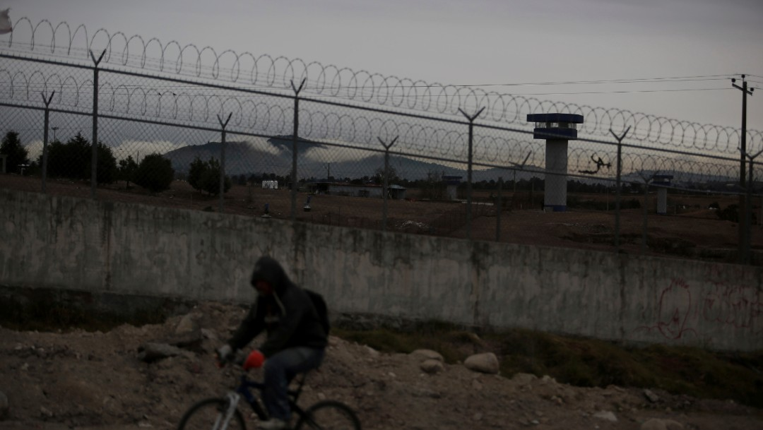 Foto: Cárcel del Altiplano, 13 de enero de 2015, México