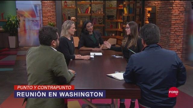 Foto: Voluntad Diálogo Respeto México Estados Unidos 11 Septiembre 2019