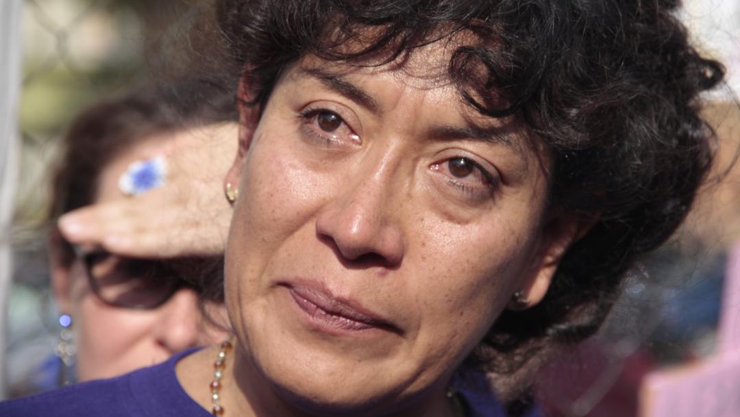 Aracely Osorio, madre de Lesvy