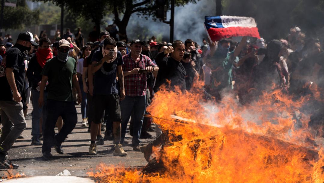 Fotos y videos: Protestas en Chile de octubre de 2019 – Noticieros Televisa