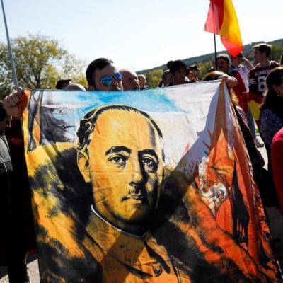 ¿Por qué es histórica la exhumación del dictador Francisco Franco, en España?