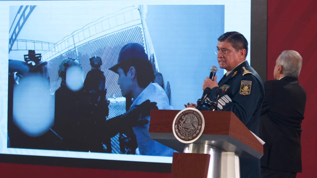 Luis Cresencio Sandoval González