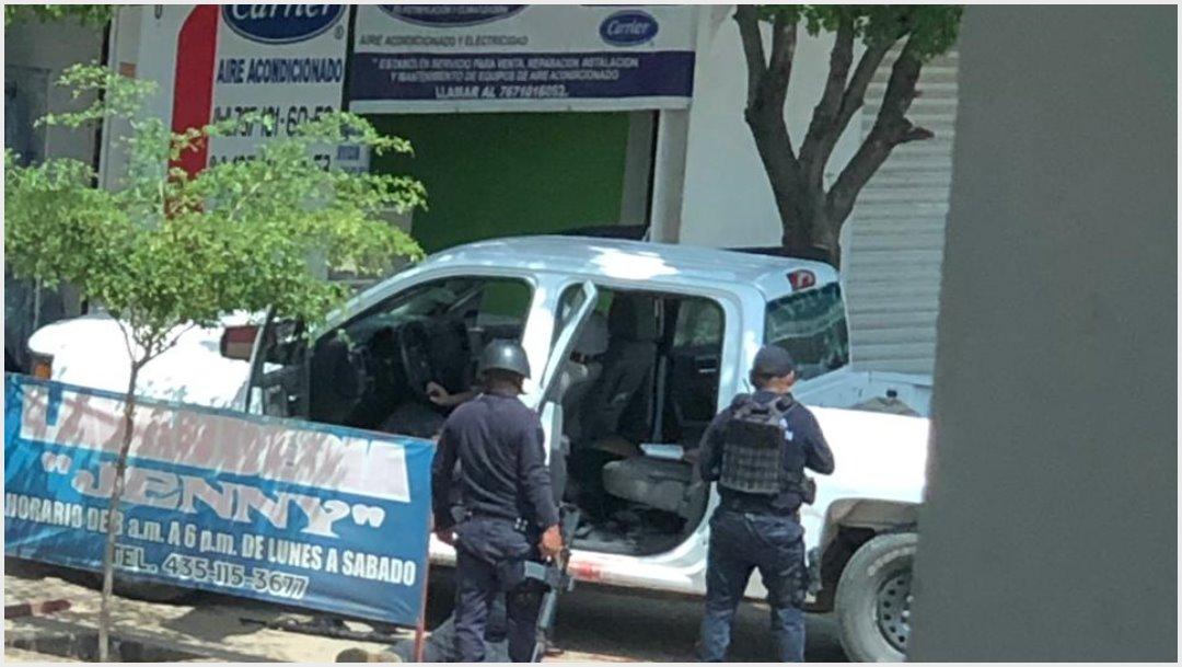 Foto: Autoridades abatieron a 'El Güero' durante enfrentamiento, 8 de octubre de 2019 (Foro TV)