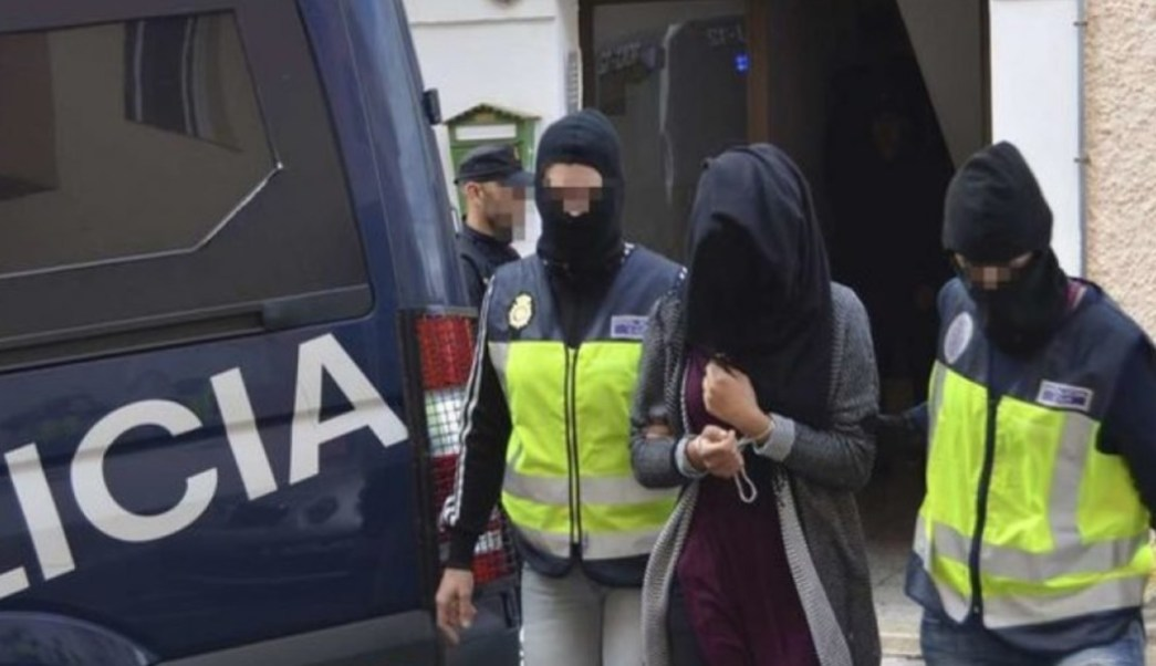 Foto: Absuelven a mexicana acusada de captar adeptos para la yihad en España