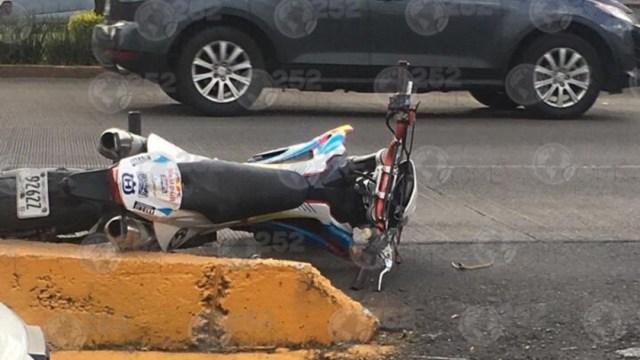 accidente moto lomas verdes (1)