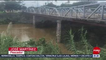 Foto: Afectaciones Ciclón Tropical Tehuantepec Oaxaca 18 Octubre 2019