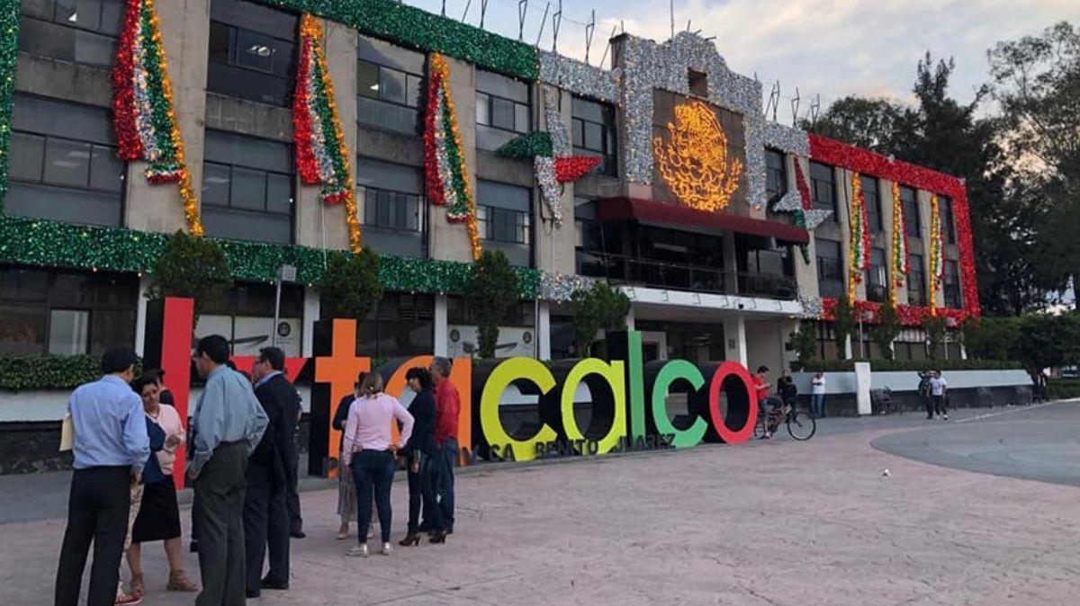 Alacaldía Iztacalco.