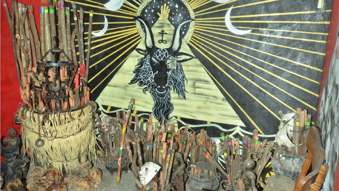 FOTO: El lugar fue identificado como uno de los máximos centros de operaciones de la Unión Tepito.