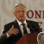 Foto: Andrés Manuel López Obrador, presidente de México, durante su conferencia matutina en Palacio Nacional, el 29 de octubre de 2019 (Foto: Victoria Valtierra /Cuartoscuro.com)